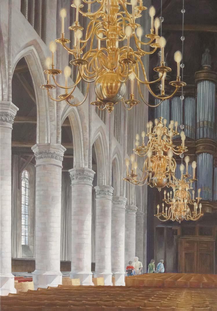 nieuwe kerk delft © Roos van der Meijden