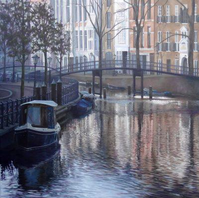 oz Voorburgwal, amsterdam © Roos van der Meijden