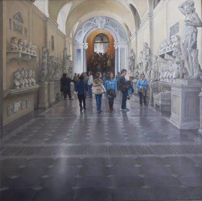 vaticaans museum © Roos van der Meijden