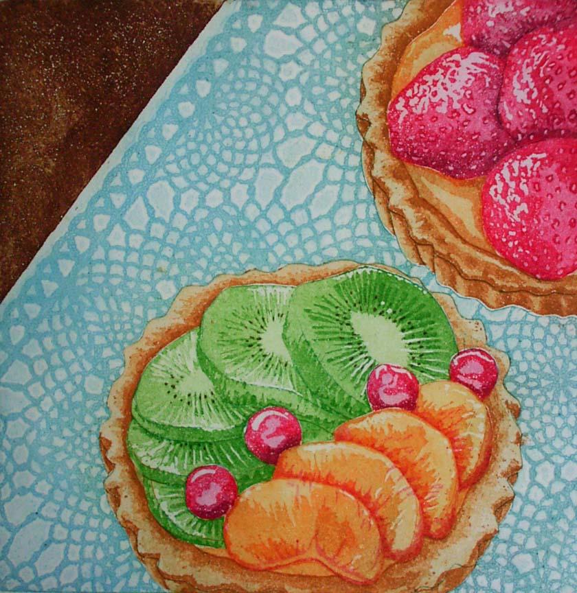 Ets taartjes © Roos van der Meijden