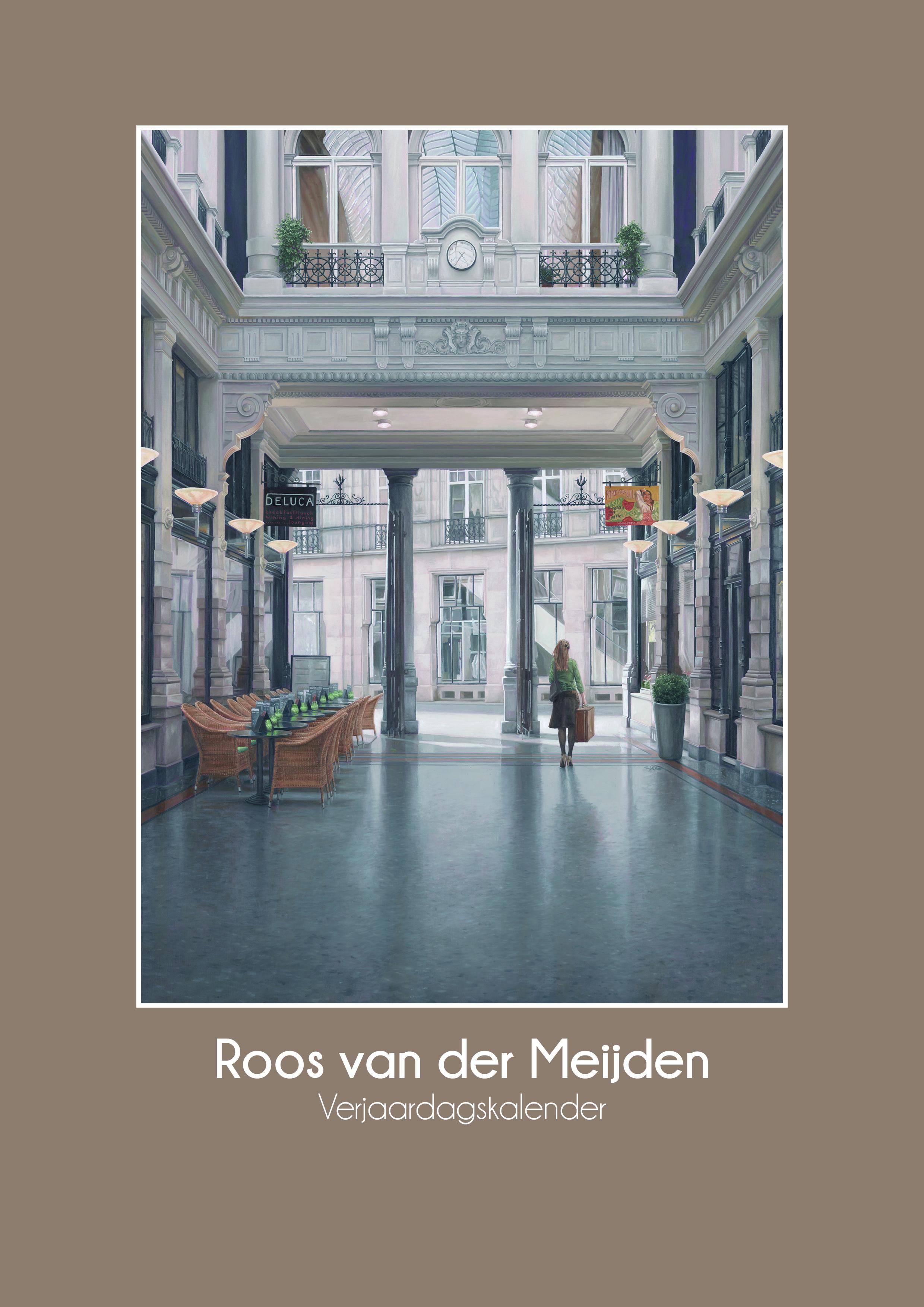 Verjaardagskalender Roos van der Meijden