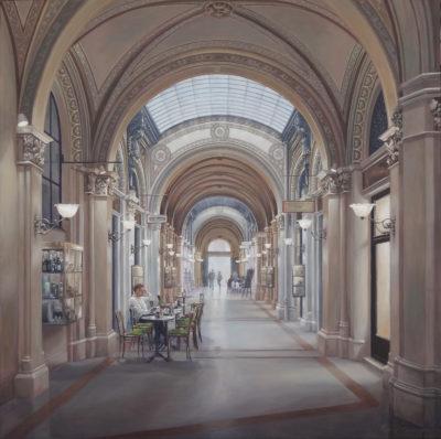 Fernstel passage Wenen © Roos van der Meijden