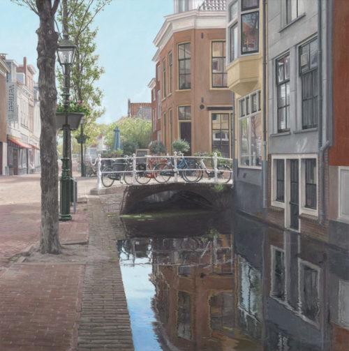 Straatje van Vermeer © Roos van der Meijden