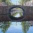 Delfts bruggetje - stadsgezicht van Delft