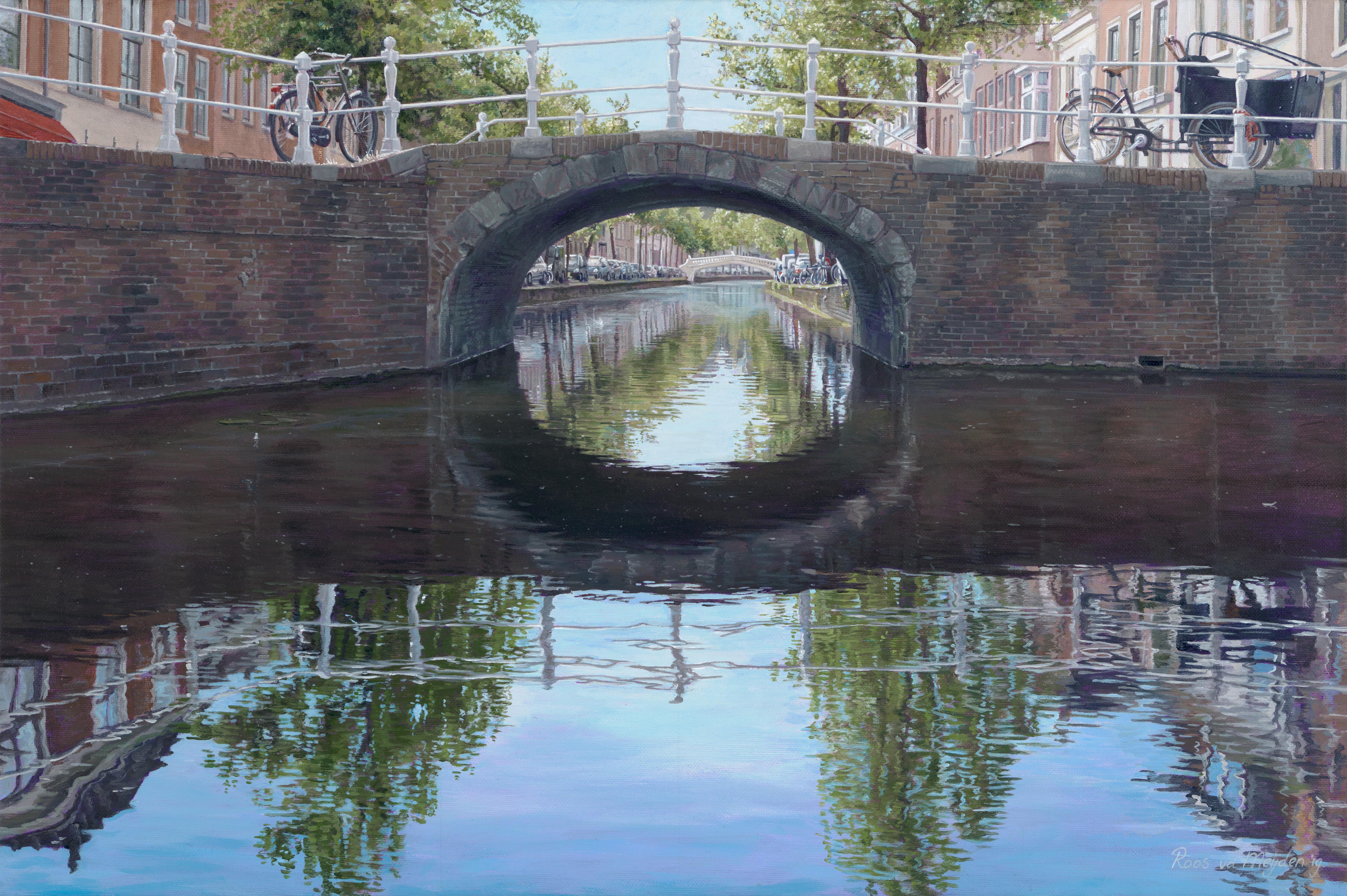 Delfts bruggetje © Roos van der Meijden