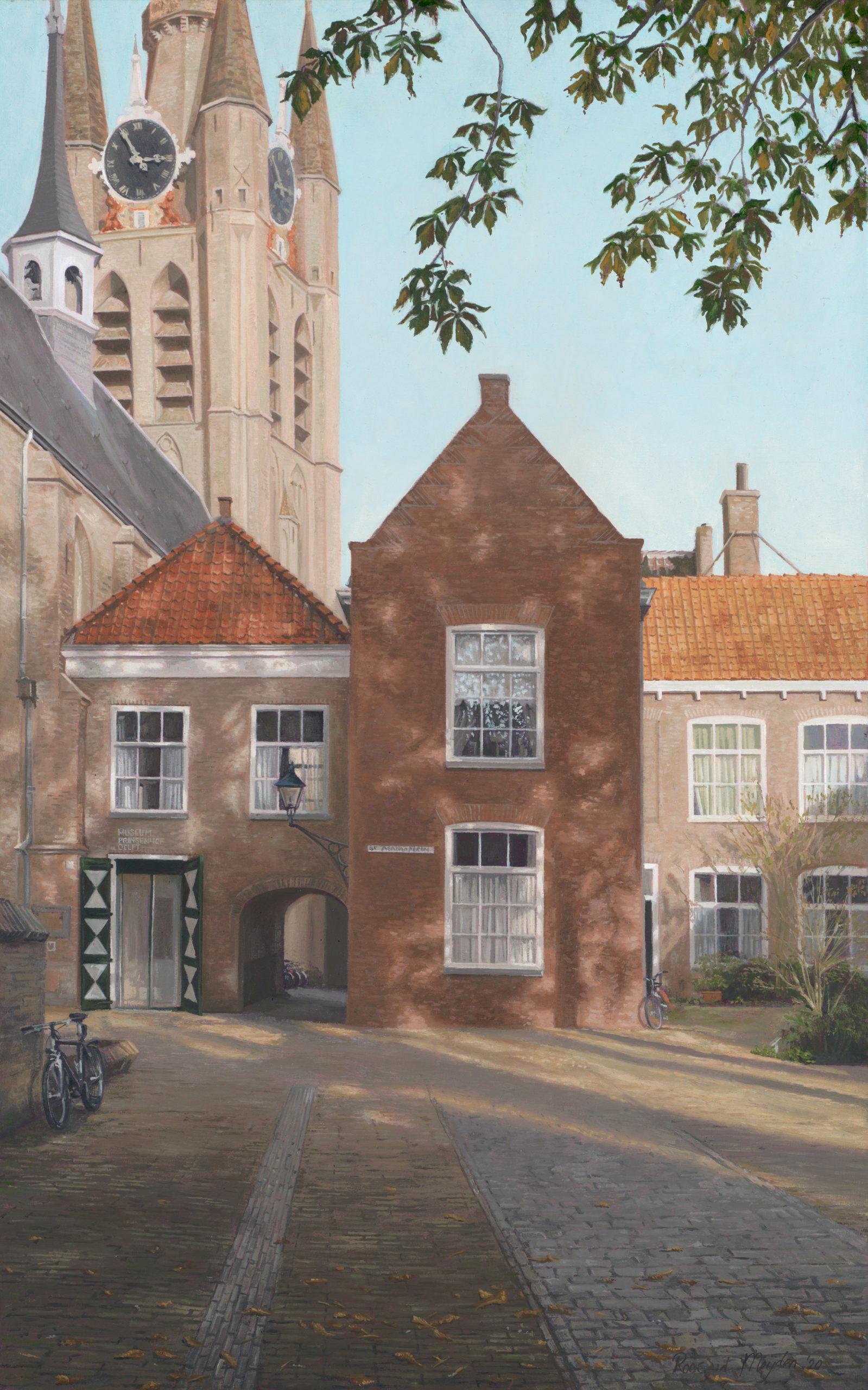 Prinsenhof Delft © Roos van der Meijden